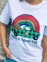 Happy St. Patricks Day tee