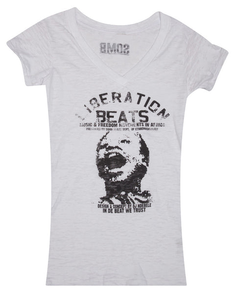 White Liberation Beats Tunic