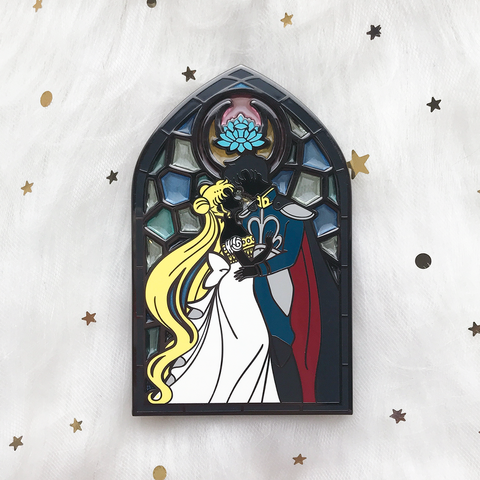 ✦ Serenity & Endymion Silhouette ✦