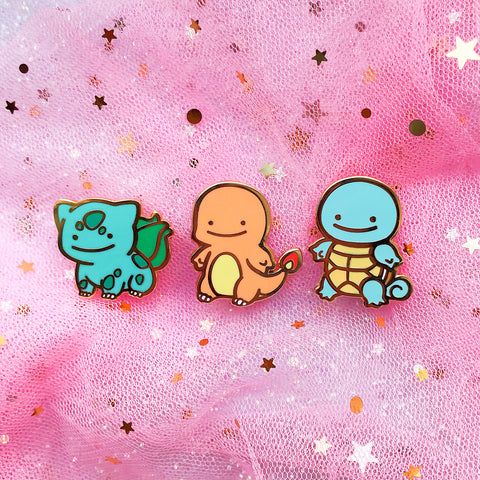 Ditto Gen 1 Starters Set