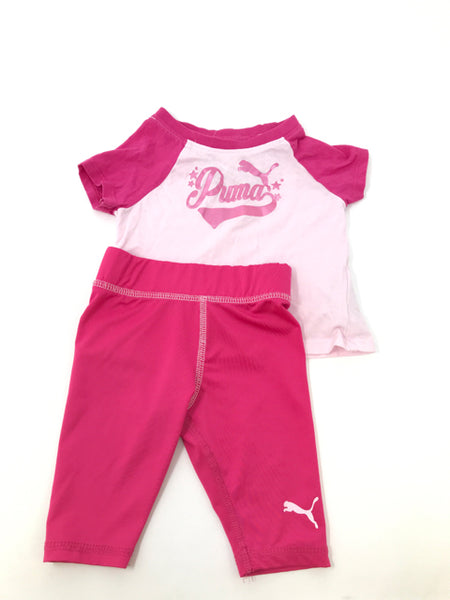 Child Size 3/6 MONTHS PUMA 3/6 Months Girls