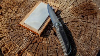 How to Sharpen a Pocket Knife