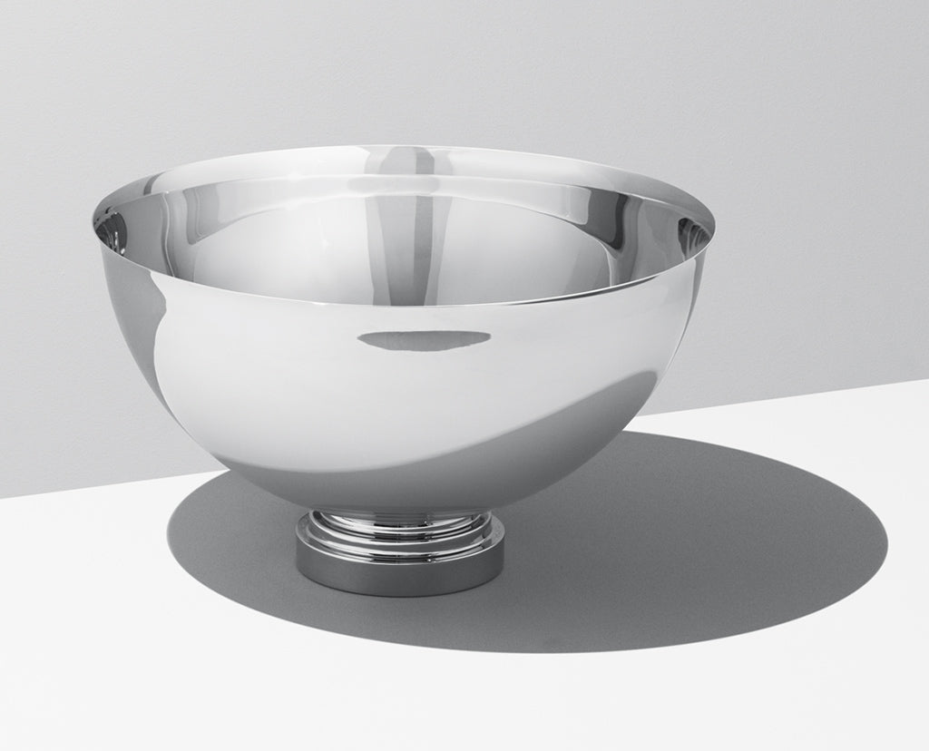 Manhattan Stainless Steel Champagne Bowl