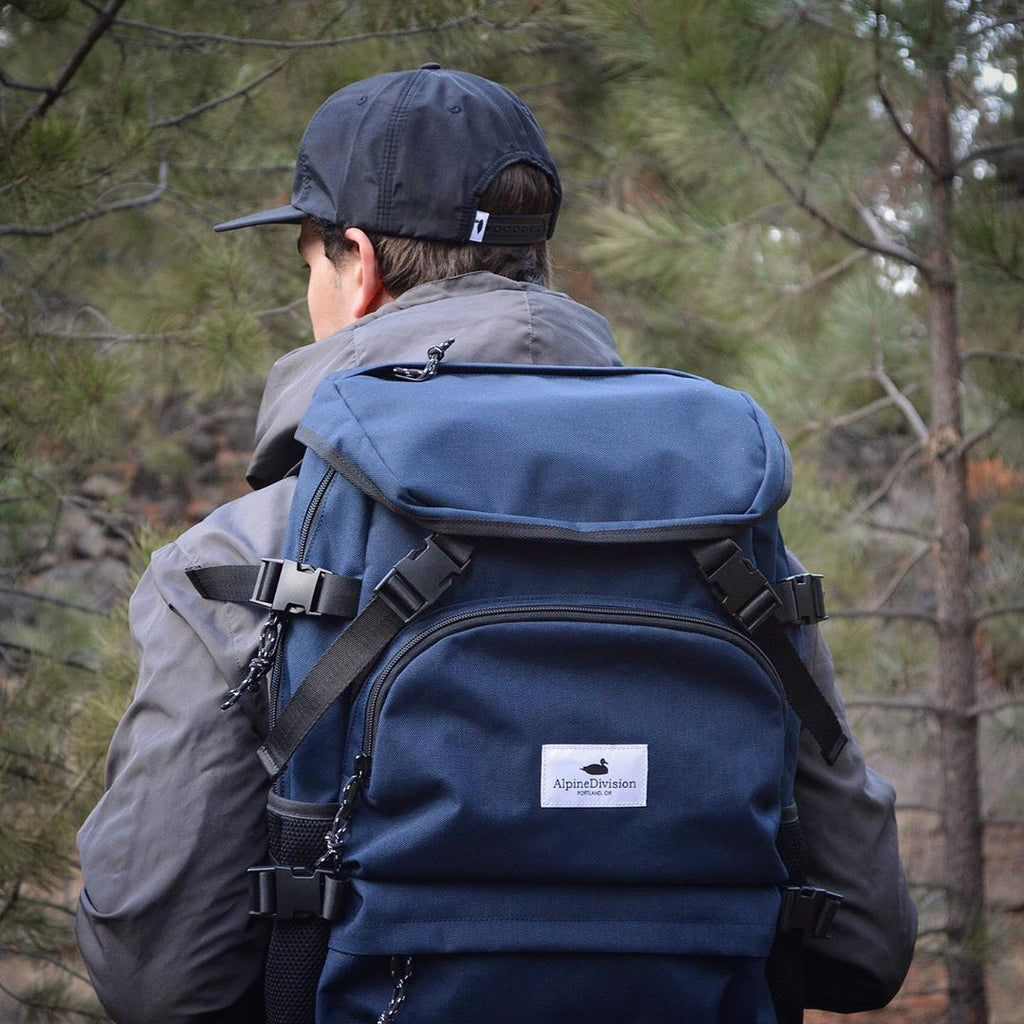 Alpine Division Timberline Backpack