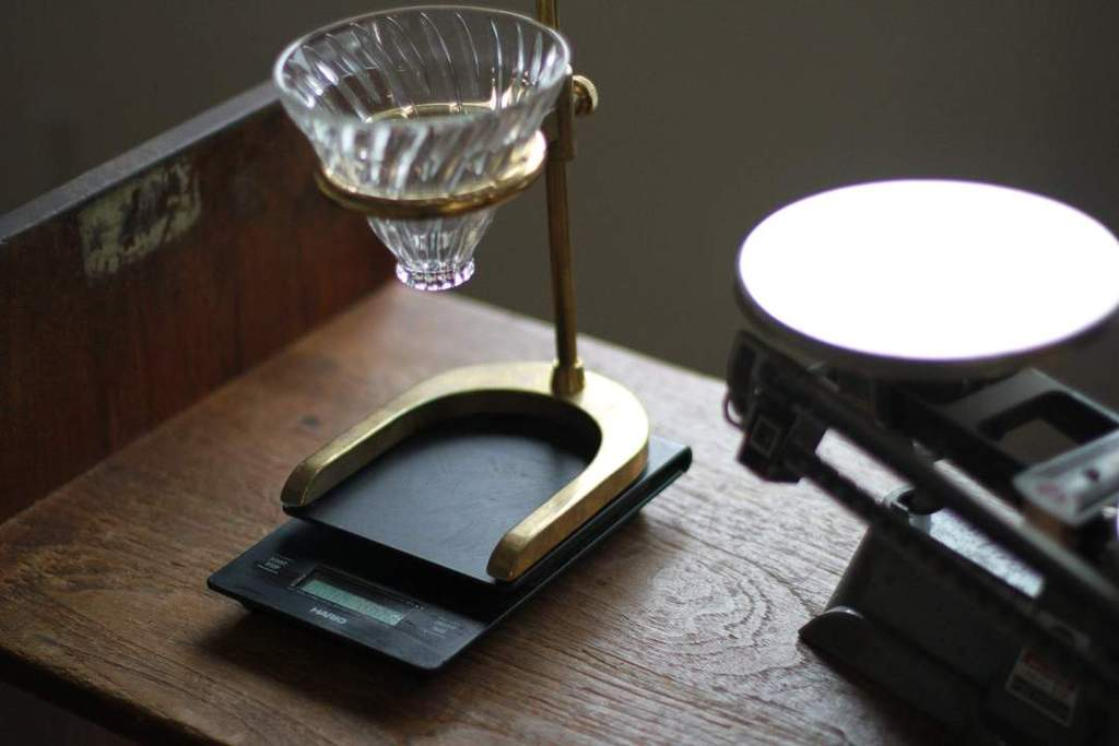 Hario Pour-Over Coffee Drip Timer Scale