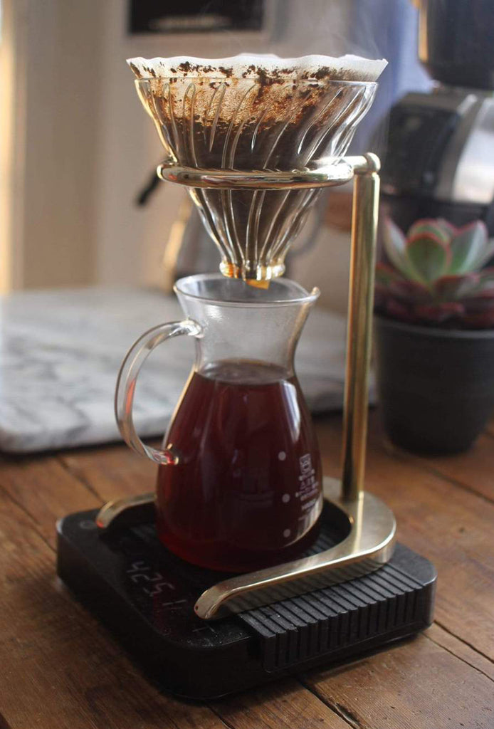 The Botanist Pour-Over Coffee Stand