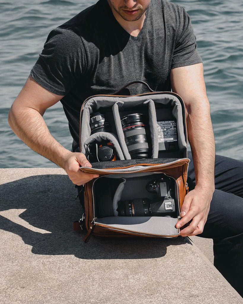 Tefors Camera Compartments | Kaufmann Mercantile