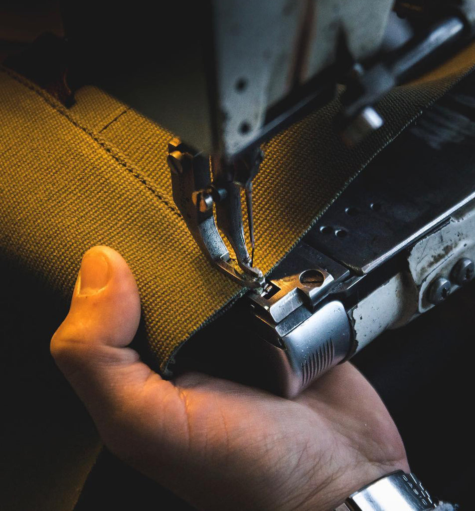 Leather Goods by Tefors That Represent the Craftsman's Journey