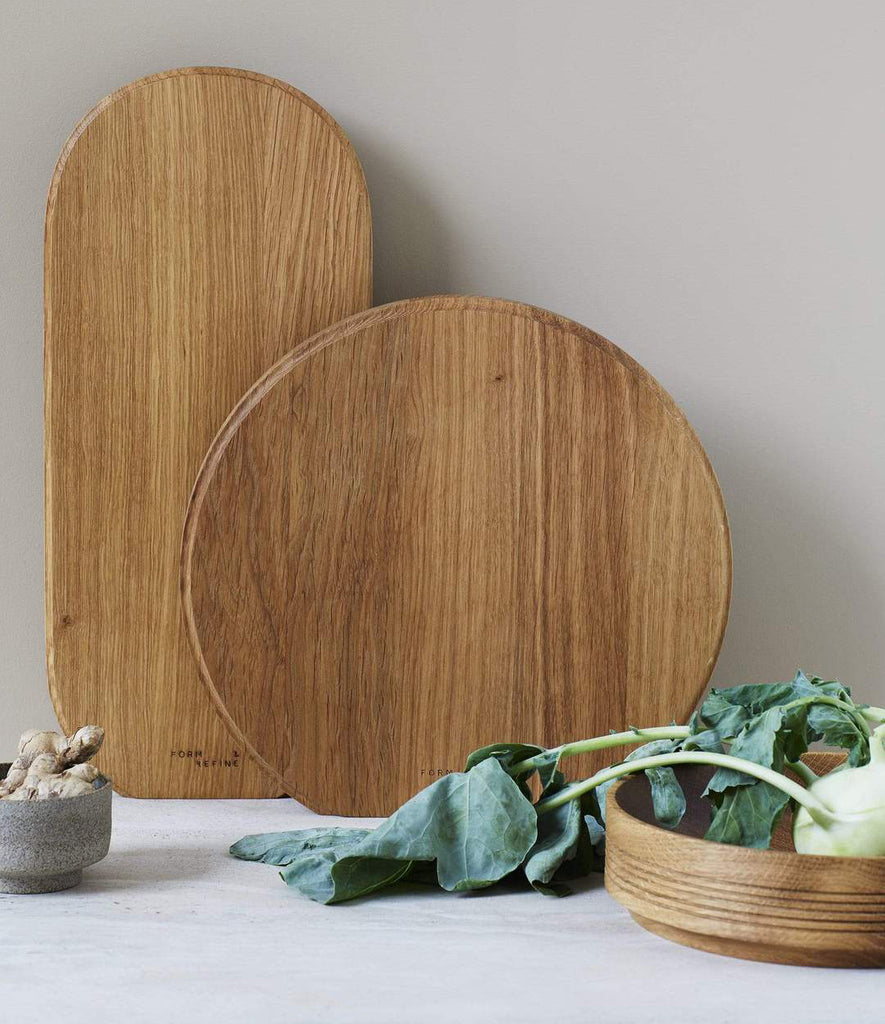 Form & Refine cutting board and bowl | Kaufmann Mercantile