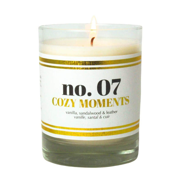 ACDC Candles No. 07 Cozy Moments Scented Soy Candle Kaufmann Mercantile