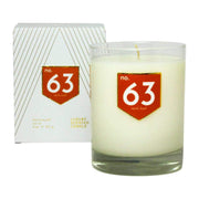 ACDC Candles No. 63 Neroli Basil Scented Soy Candle Kaufmann Mercantile