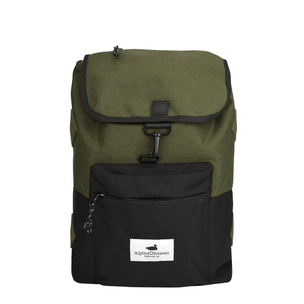 Alpine Division Backpacks Forest Rockaway Daypack Kaufmann Mercantile