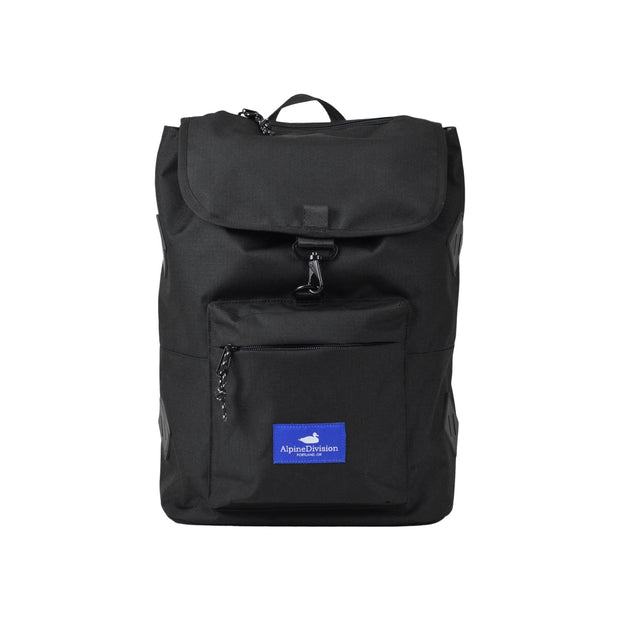 Alpine Division Backpacks Black Rockaway Ripstop Series Kaufmann Mercantile