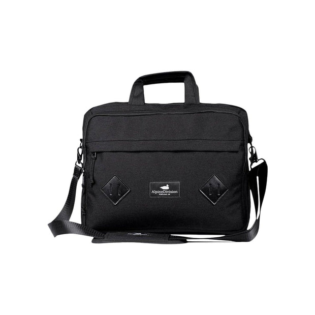 Alpine Division Messenger Bags Black Marshall Messenger Bag Kaufmann Mercantile