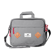 Alpine Division Messenger Bags Grey Marshall Messenger Bag Kaufmann Mercantile