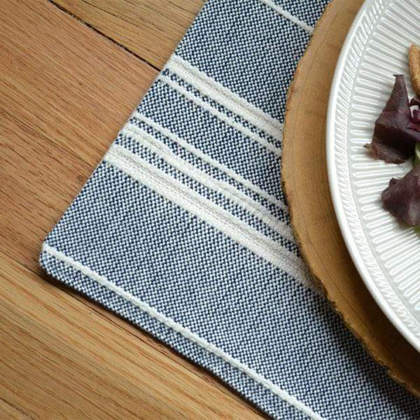 Amana Shops Tabletop Amana Weave Cotton Placemats Kaufmann Mercantile