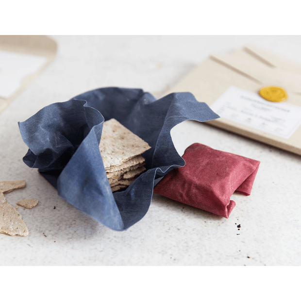 AMEICO Tabletop & Kitchen Beeswax Wraps, set of small and medium wraps Kaufmann Mercantile