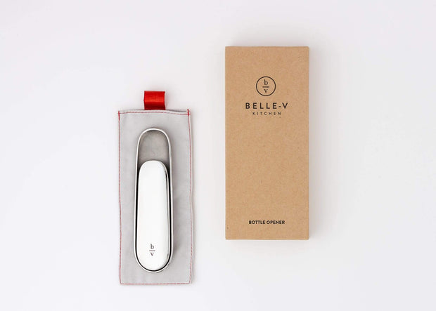Belle - V Bottle Opener Bottle Opener - Limited Edition Kaufmann Mercantile