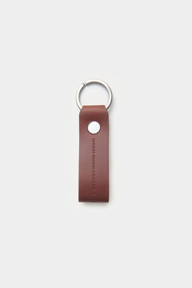 Cafe Leather Everyday Carry Leather Key Chain Kaufmann Mercantile
