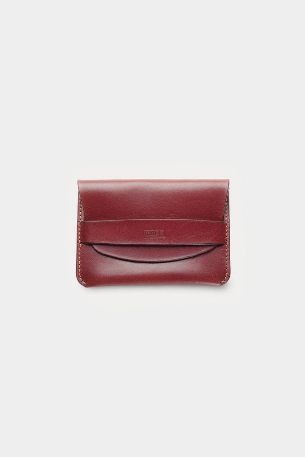 Cafe Leather Wallets & Card Cases Berry Uluwatu Wallet Kaufmann Mercantile