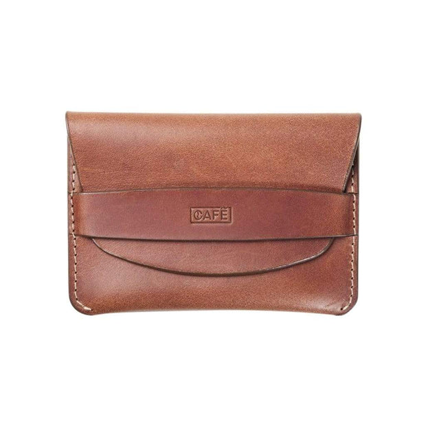 Cafe Leather Wallets & Card Cases Roasted Uluwatu Wallet Kaufmann Mercantile