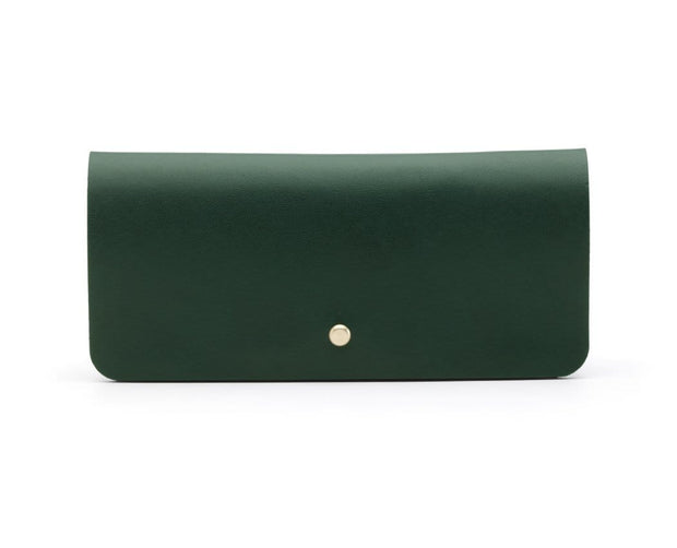 Ezra Arthur Eyewear & Cases Green Optical Case Kaufmann Mercantile