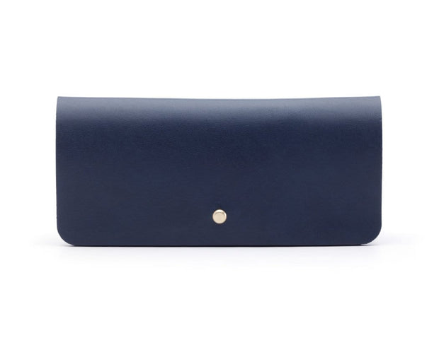 Ezra Arthur Eyewear & Cases Navy Optical Case Kaufmann Mercantile
