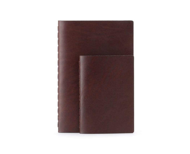 Ezra Arthur Notebooks & Writing Tools Small Leather Notebook Kaufmann Mercantile