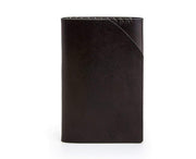 Ezra Arthur Wallets & Card Cases Jet Black Cash Fold Deluxe Kaufmann Mercantile