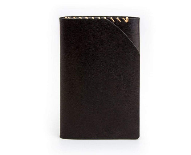 Ezra Arthur Wallets & Card Cases Jet Top Stitch Cash Fold Deluxe Kaufmann Mercantile