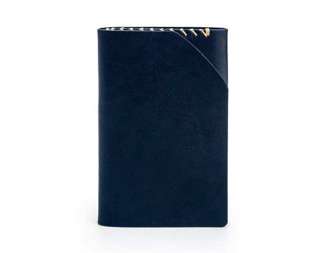 Ezra Arthur Wallets & Card Cases Navy Cash Fold Deluxe Kaufmann Mercantile