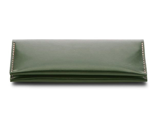 Ezra Arthur Wallets & Card Cases Green No. 12 Long Wallet Kaufmann Mercantile