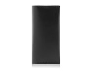 Ezra Arthur Wallets & Card Cases Jet Black No. 12 Long Wallet Kaufmann Mercantile