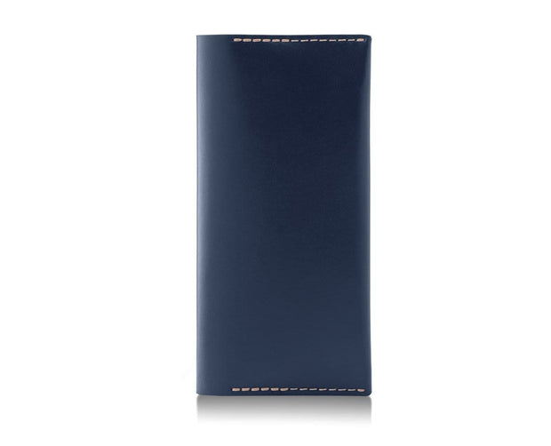 Ezra Arthur Wallets & Card Cases Navy No. 12 Long Wallet Kaufmann Mercantile