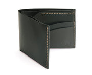 Ezra Arthur Wallets & Card Cases Green No. 6 Classic Bifold Wallet Kaufmann Mercantile