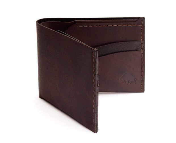Ezra Arthur Wallets & Card Cases Malbec No. 6 Classic Bifold Wallet Kaufmann Mercantile