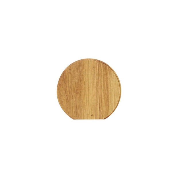 Form & Refine Cutting Boards & Trays Section Cutting Board, Round Kaufmann Mercantile