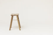 Form & Refine Decor Form & Refine Angle Stool, White Oak Kaufmann Mercantile
