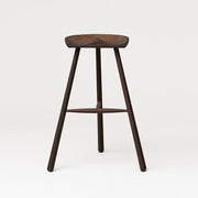Form & Refine Decor Form & Refine Shoemaker Chair™, No. 78, Smoked Oak Kaufmann Mercantile
