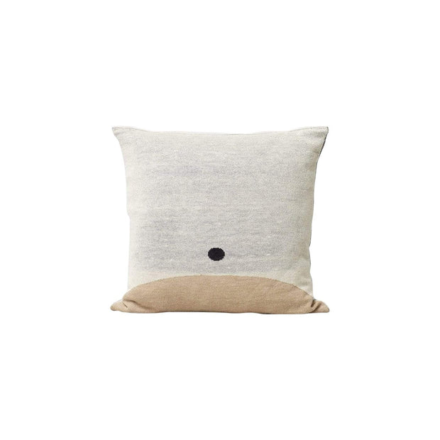 Form & Refine Textiles Aymara Cushion - Pattern Cream Kaufmann Mercantile