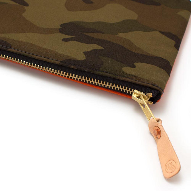 General Knot & Co. Travel Organization One Size / Multi Ranger Camouflage Small Carryall Kaufmann Mercantile