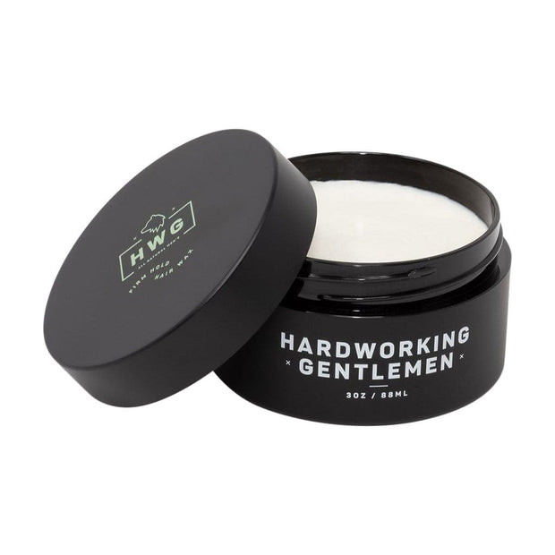 Hardworking Gentlemen Firm Hold Hair Wax Kaufmann Mercantile