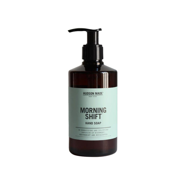 Hudson Made Body Care Morning Shift Liquid Hand Soap Kaufmann Mercantile