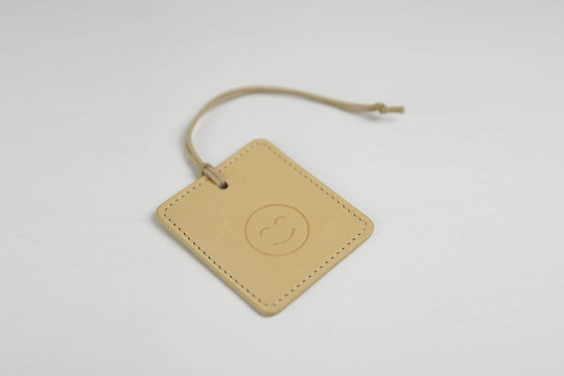 IEFrancis Minimalist Goods Travel Organization Australian Leather Travel Tag Kaufmann Mercantile