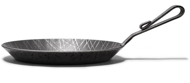 Kaufmann Mercantile Cookware Turk Folded Handle Criss-Cross Pan Kaufmann Mercantile