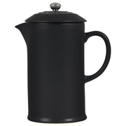 Le Creuset Coffee & Tea Licorice Stoneware French Press Coffee Maker Kaufmann Mercantile