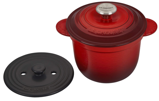 Le Creuset Cookware Signature Cast Iron Rice Pot Kaufmann Mercantile