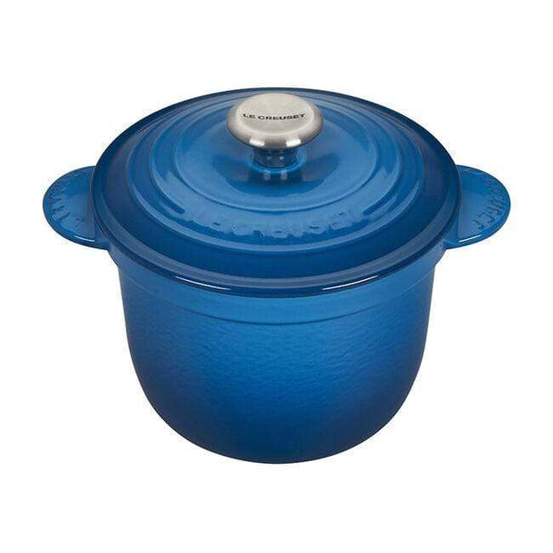 Le Creuset Cookware Marseille Signature Cast Iron Rice Pot Kaufmann Mercantile