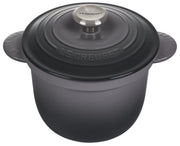 Le Creuset Cookware Oyster Signature Cast Iron Rice Pot Kaufmann Mercantile