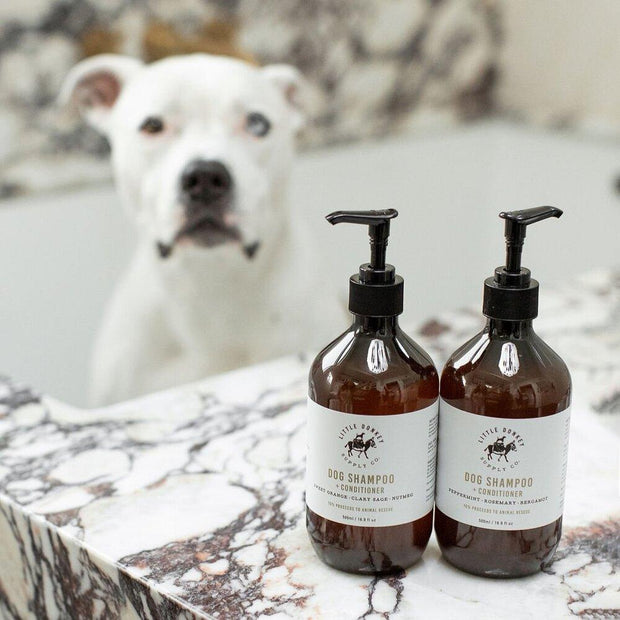 Little Donkey Supply Co. Groom Dog Shampoo + Conditioner Kaufmann Mercantile